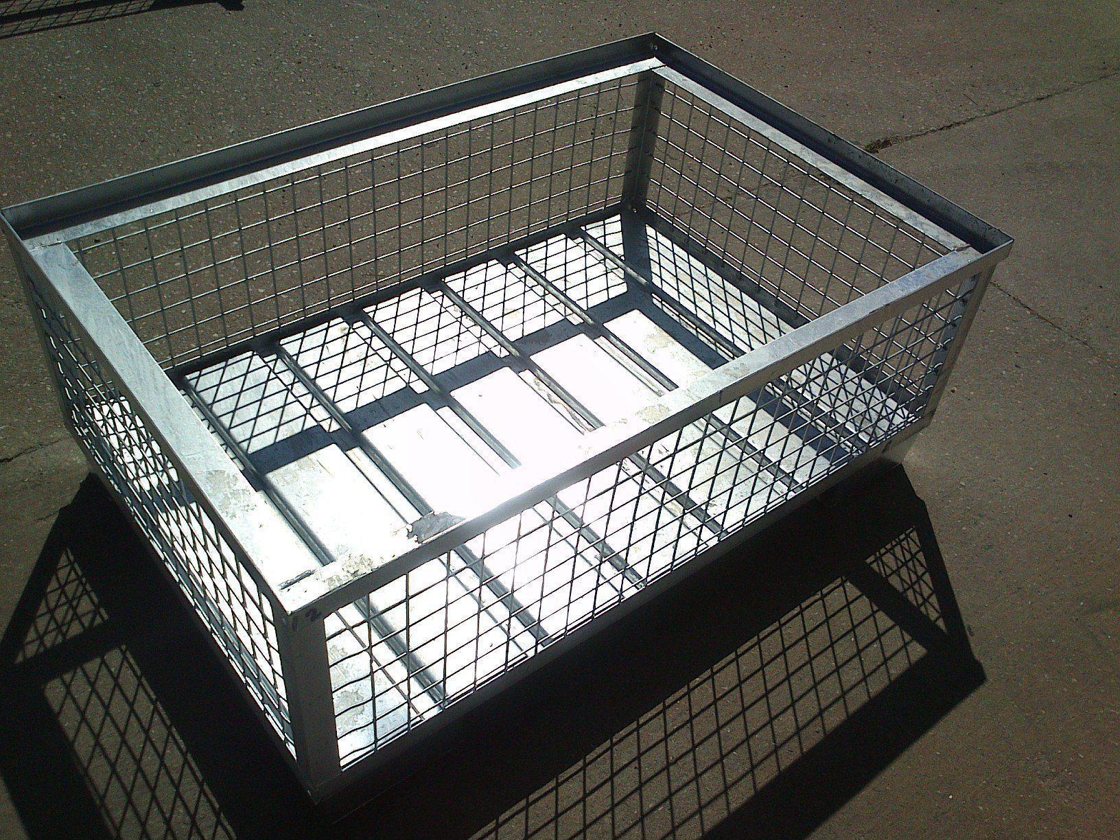 Gitterboxen H50-MS3-fvz, neu-0