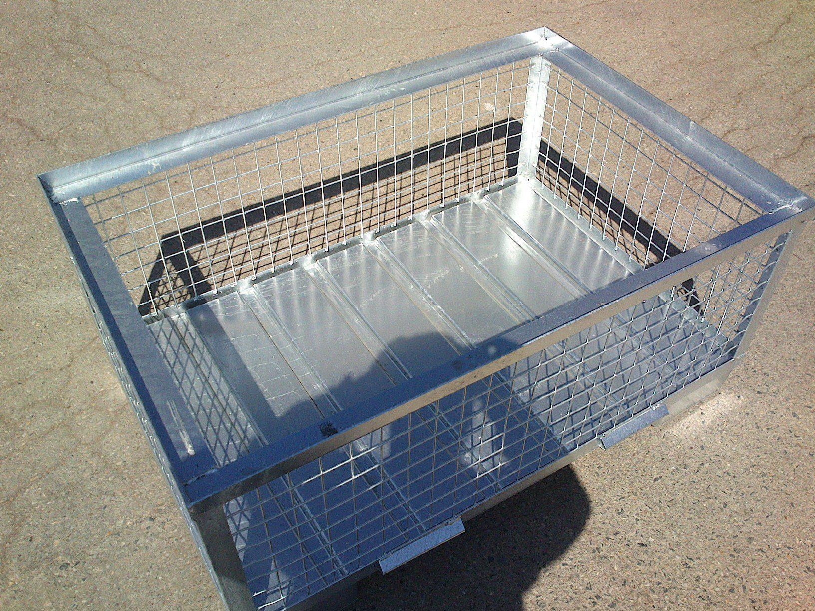 Gitterboxen H57-MS3-fvz, neu-0