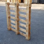 Holzpaletten QPM-120, gebraucht-2372