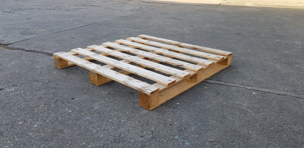 Holzpaletten QPM-120, gebraucht-2375