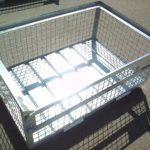 Gitterboxen H57-MS1-fvz, neu-0