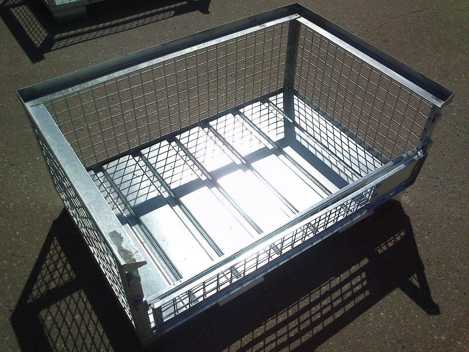 Gitterboxen H57-MS1-fvz, neu-1049