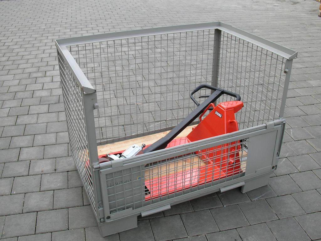 Handgabelhubwagen RPJ-3ZT, neu-1660