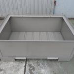Stahlbehälter H57-MS3, neu-1404