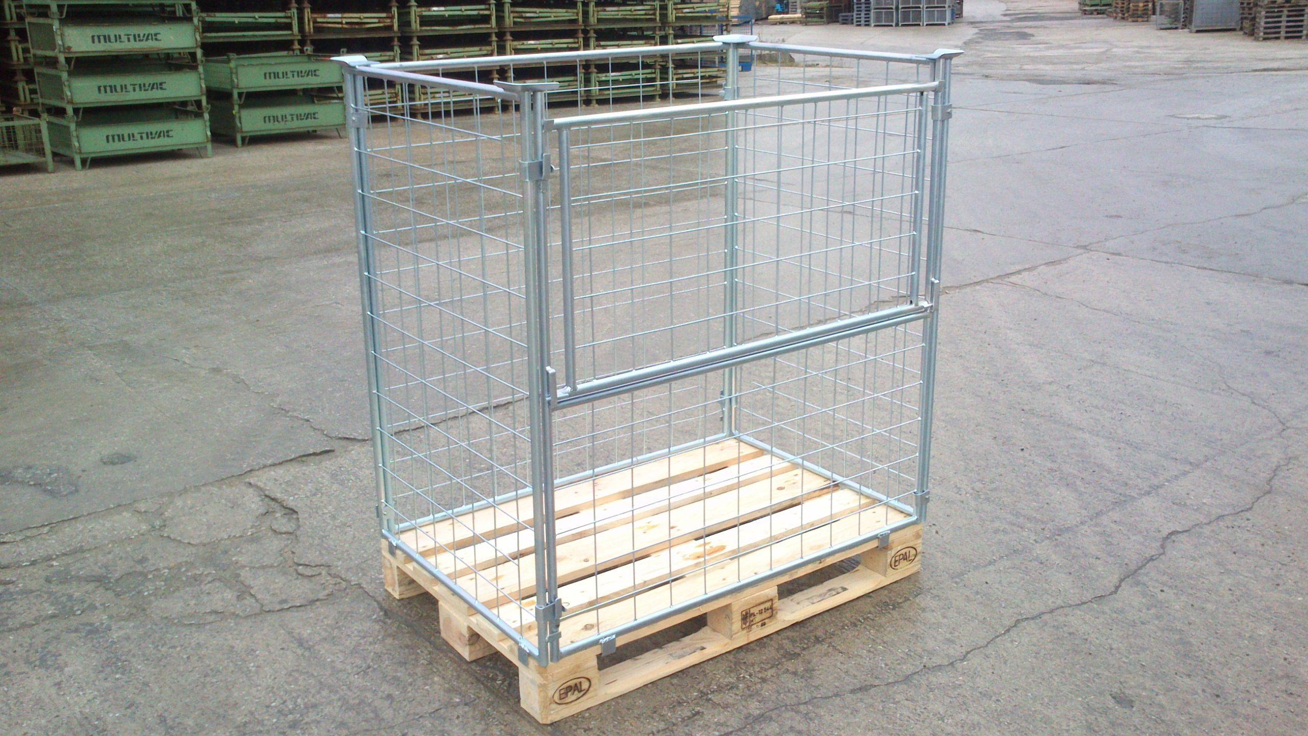 Gitteraufsatzrahmen EUL-H120-gvz, neu-0