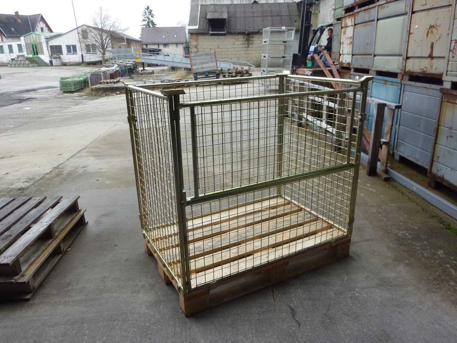 Gitteraufsatzrahmen EUM-H100-gvz, neu-0