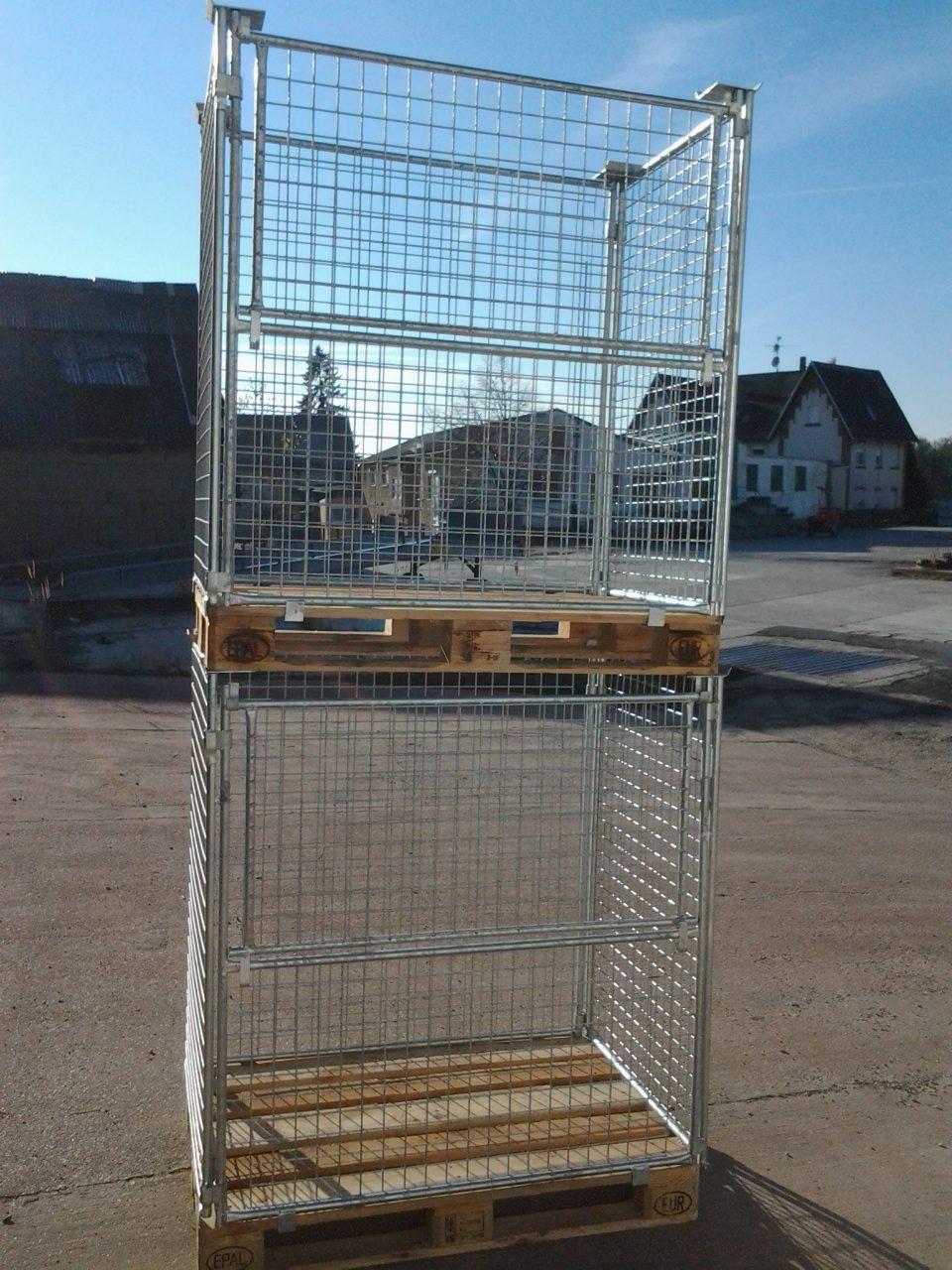 Gitteraufsatzrahmen EUM-H120-fvz, neu-636