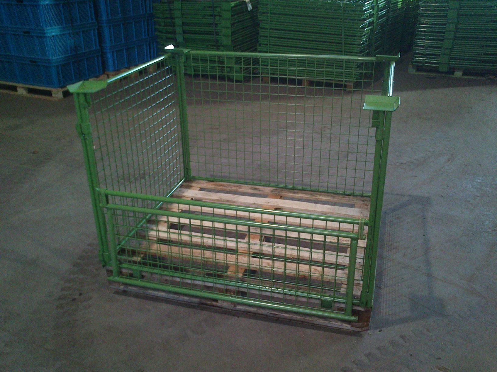 Gitteraufsatzrahmen INM-H80, neu-977
