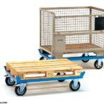 Paletten-Fahrgestelle FET-22801, neu-0