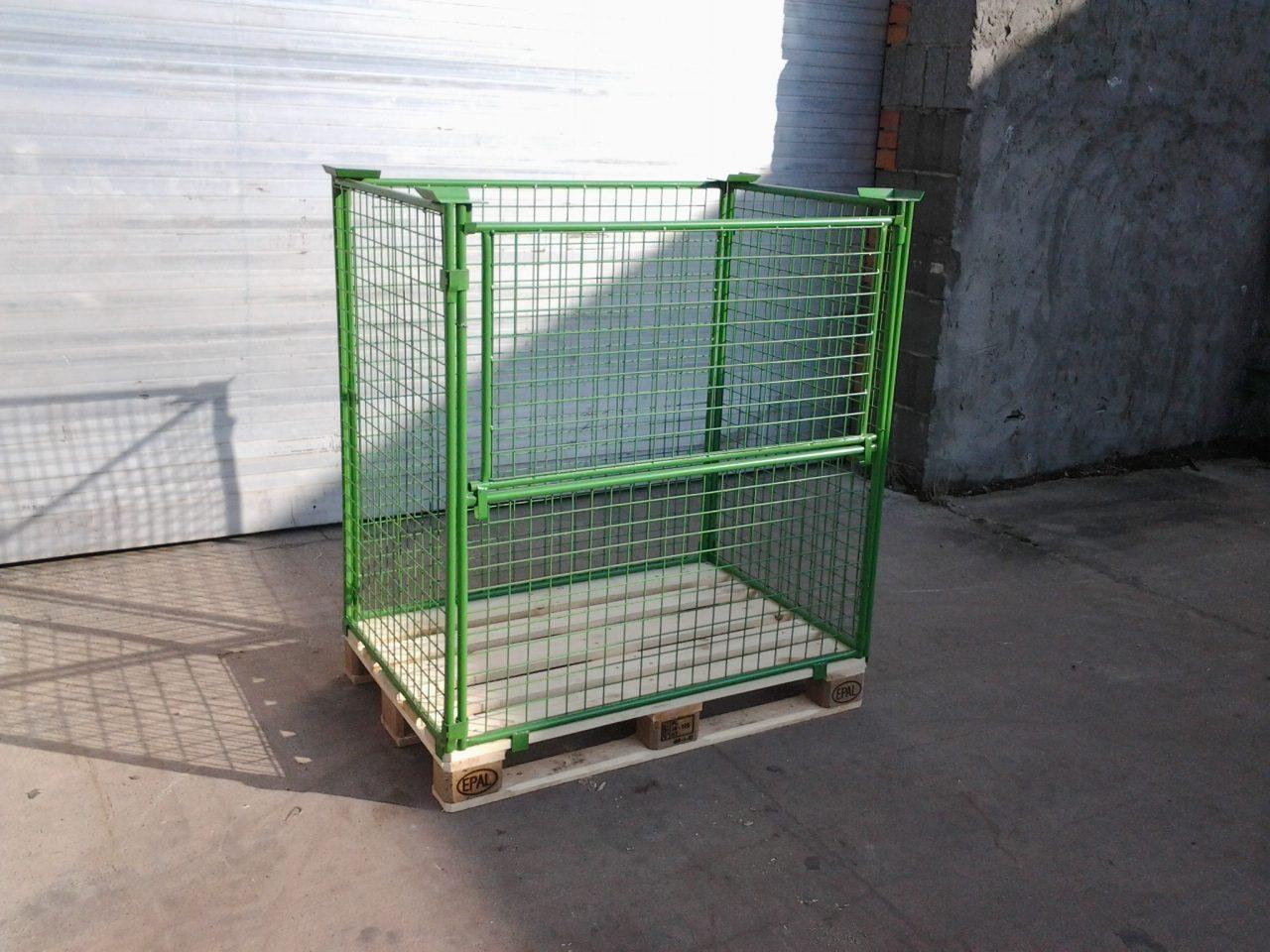 Gitteraufsatzrahmen EUM-H120, neu-0