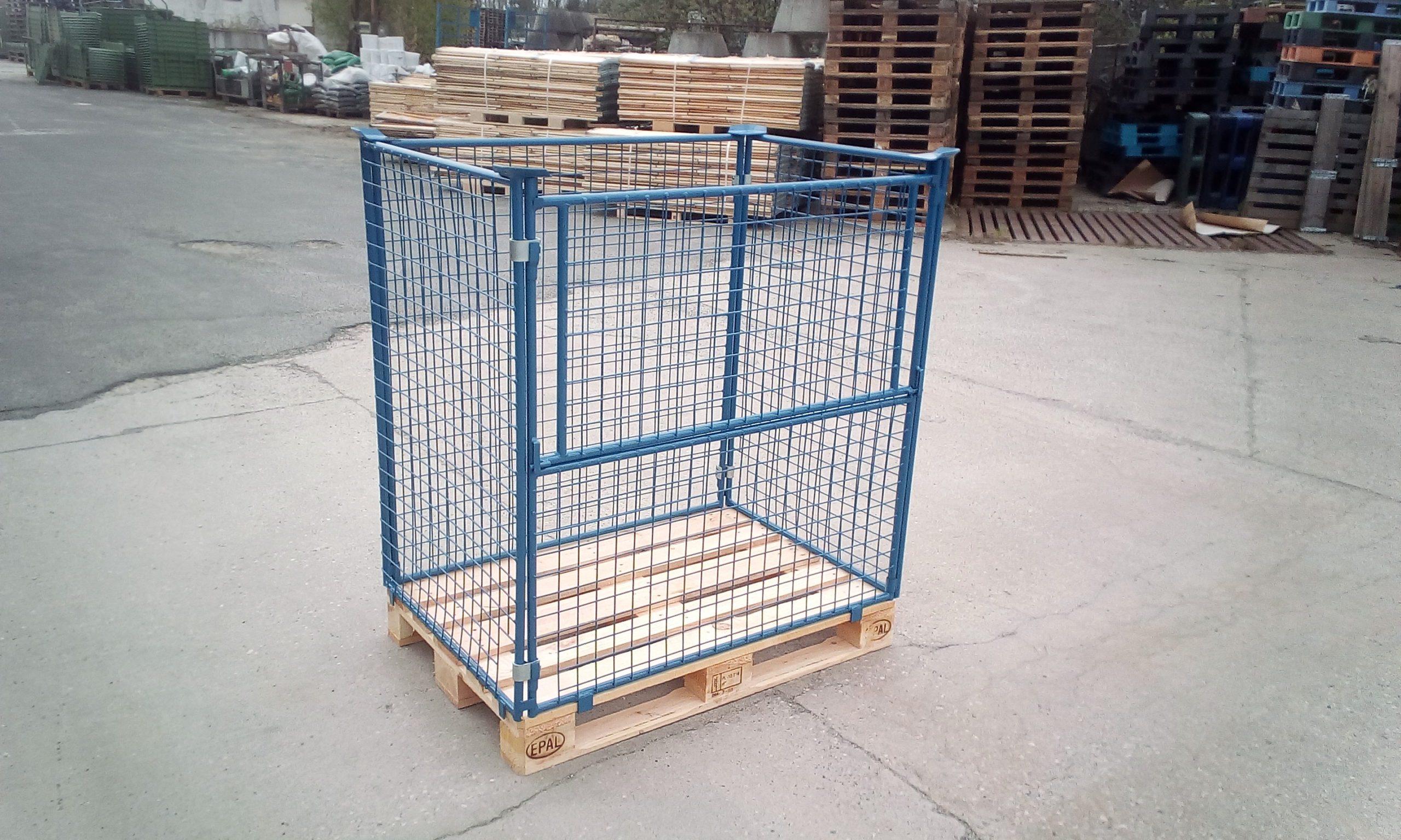 Gitteraufsatzrahmen EUM-H120-pb, neu-0