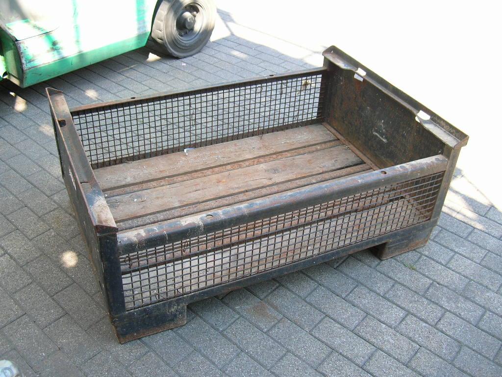 Gitterboxen H50-KTB, gebraucht-0