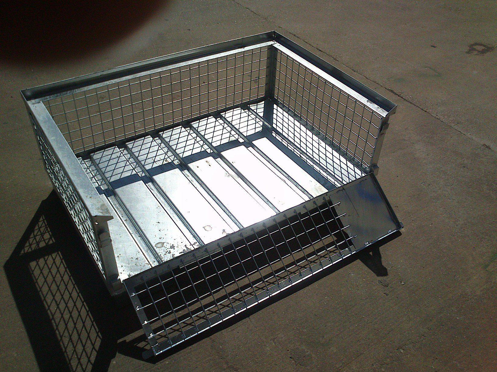 Gitterboxen H50-MS2-fvz, neu-0