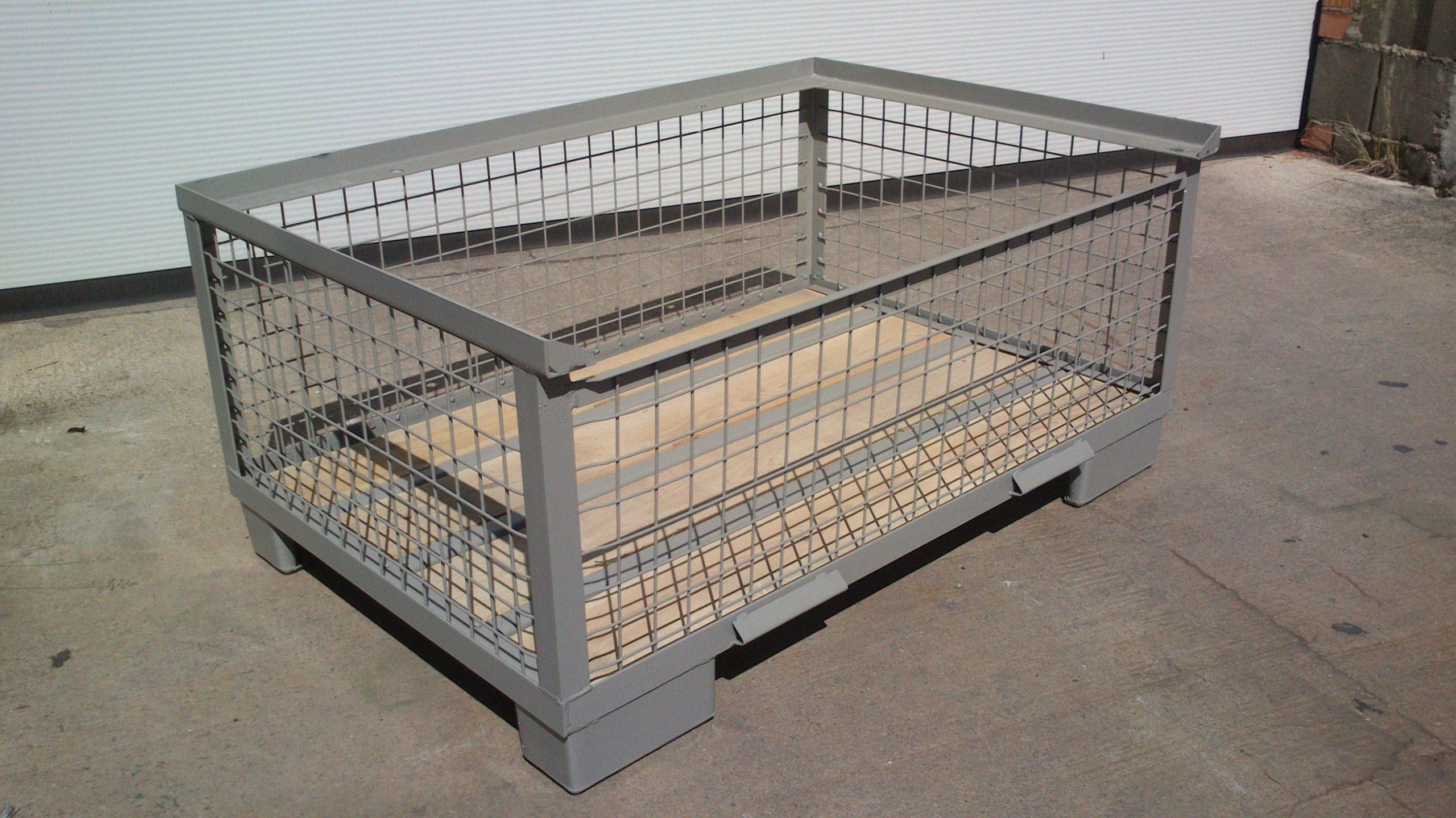 Gitterboxen H57-M03, neu-0