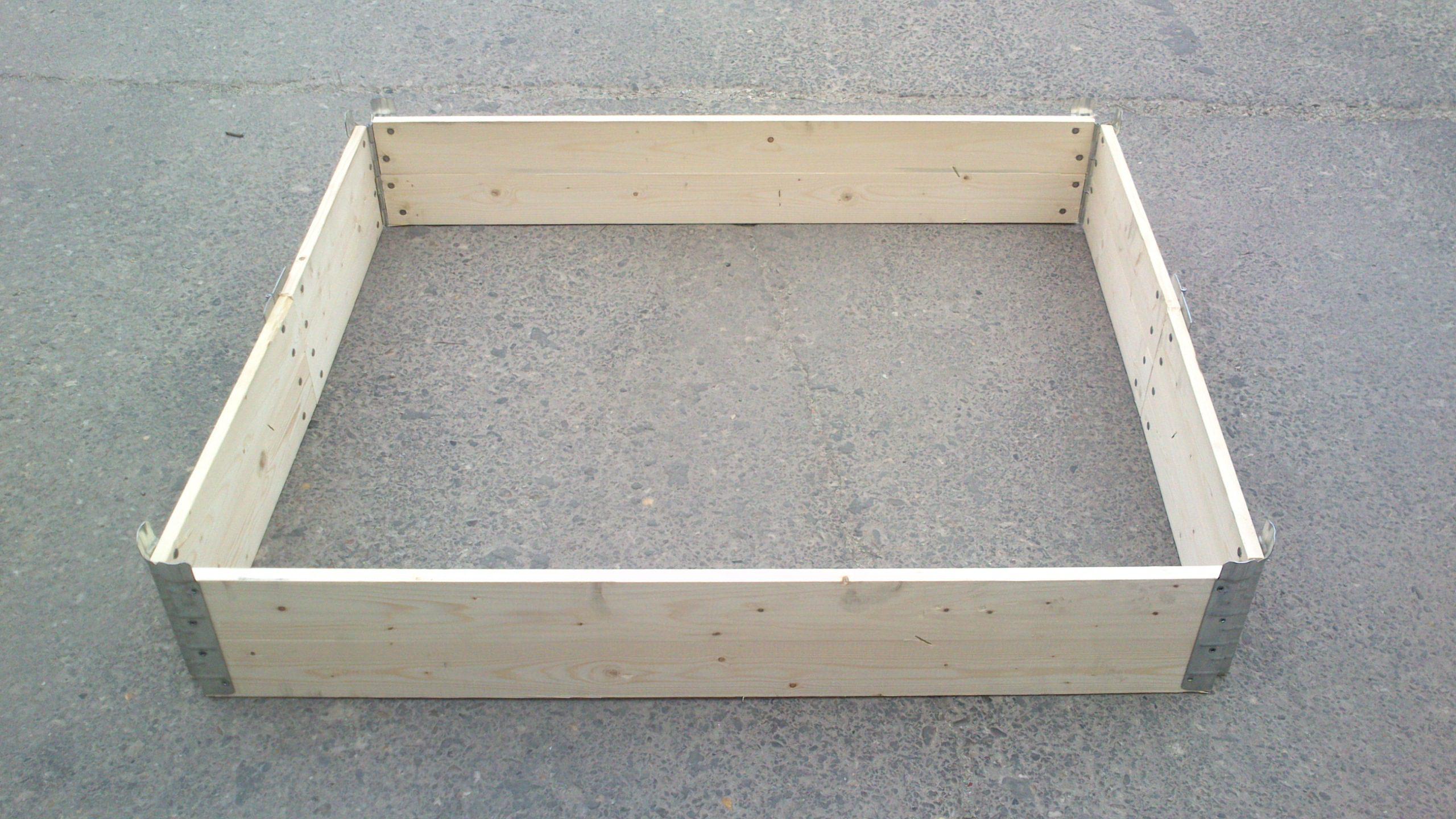 Holzaufsatzrahmen IND-M2B, neu-0
