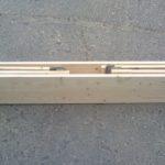 Holzaufsatzrahmen IND-M2B, neu-1467