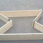 Holzaufsatzrahmen IND-M2B, neu-1468
