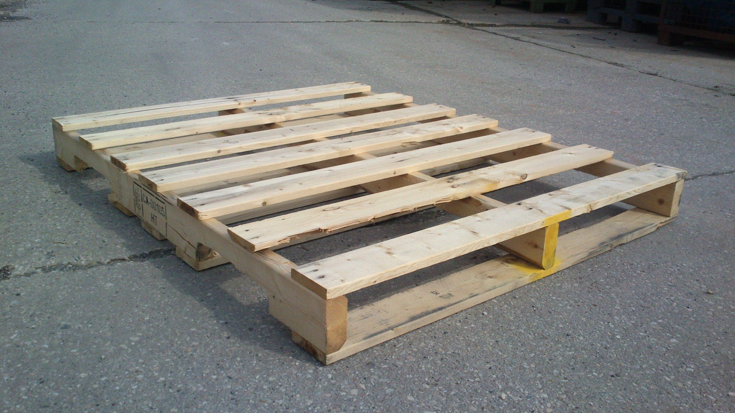 Holzpaletten GMA, gebraucht-0