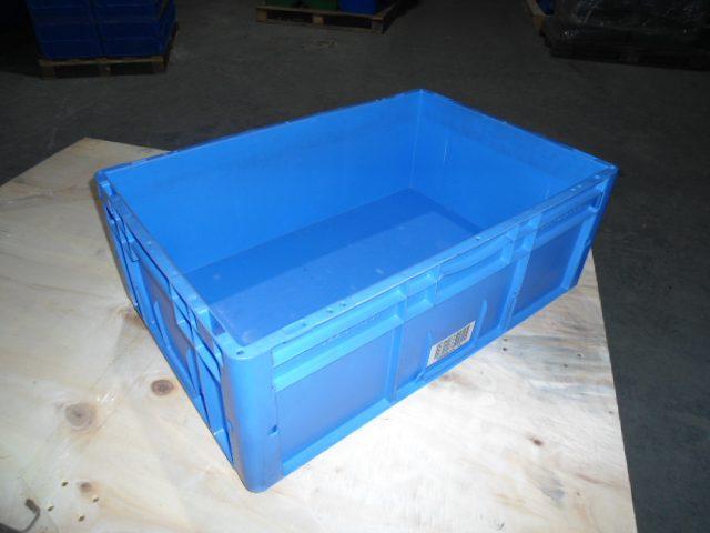 Kunststoffstapelkästen LTF-6220, gebraucht-0