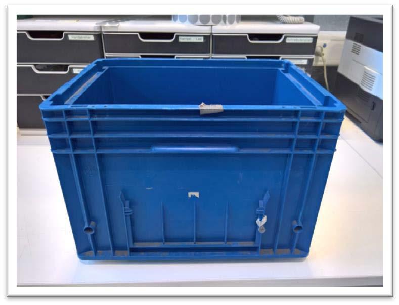 Kunststoffstapelkästen RL-KLT 4280, gebraucht-0
