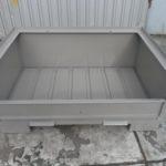 Stahlbehälter H57-MS1, neu-1397