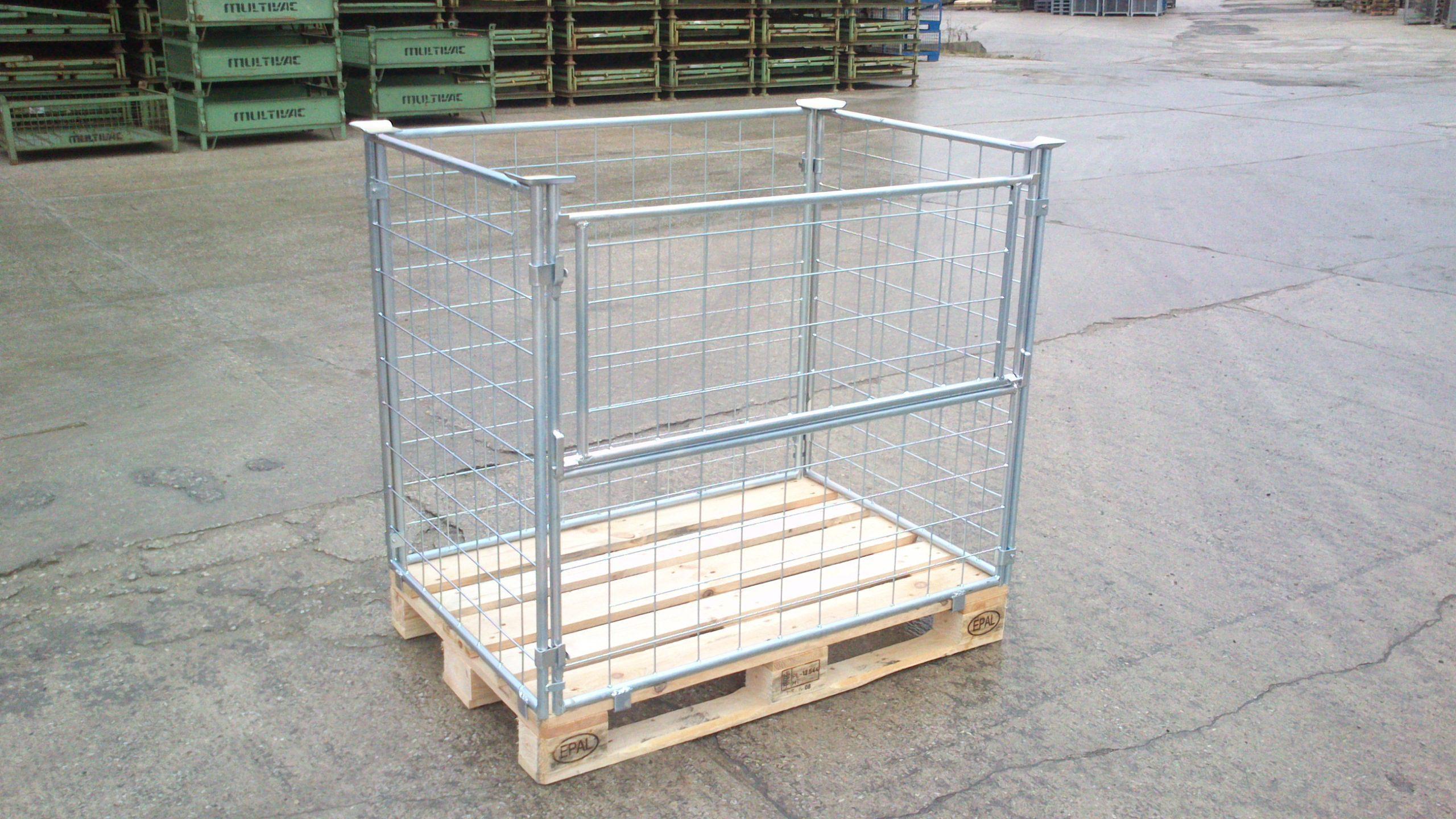 Gitteraufsatzrahmen EUL-H100-gvz, neu-0
