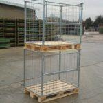 Gitteraufsatzrahmen EUL-H100-gvz, neu-1737