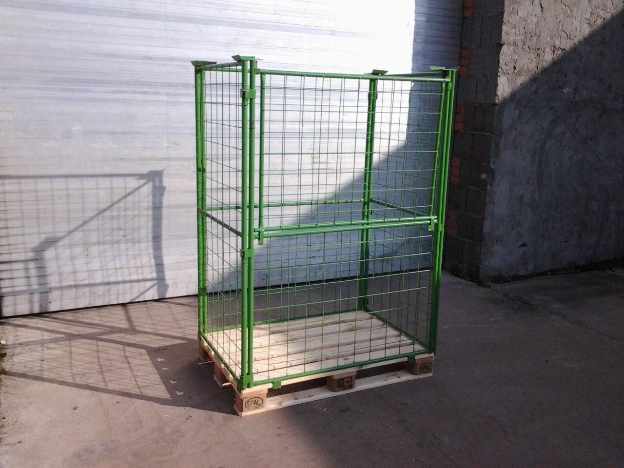 Gitteraufsatzrahmen EUL-H160, neu-0
