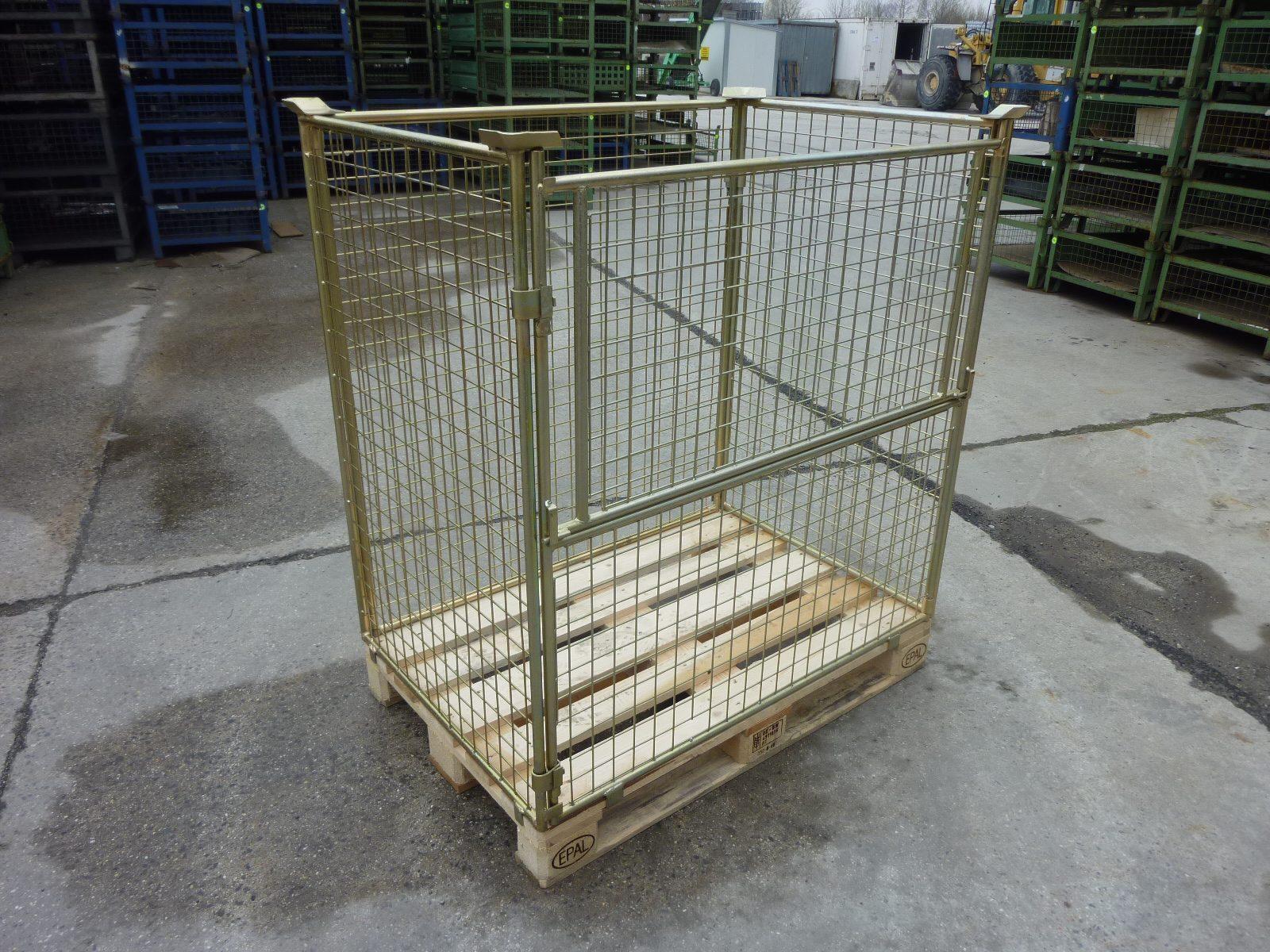 Gitteraufsatzrahmen EUM-H120-gvz, neu-0