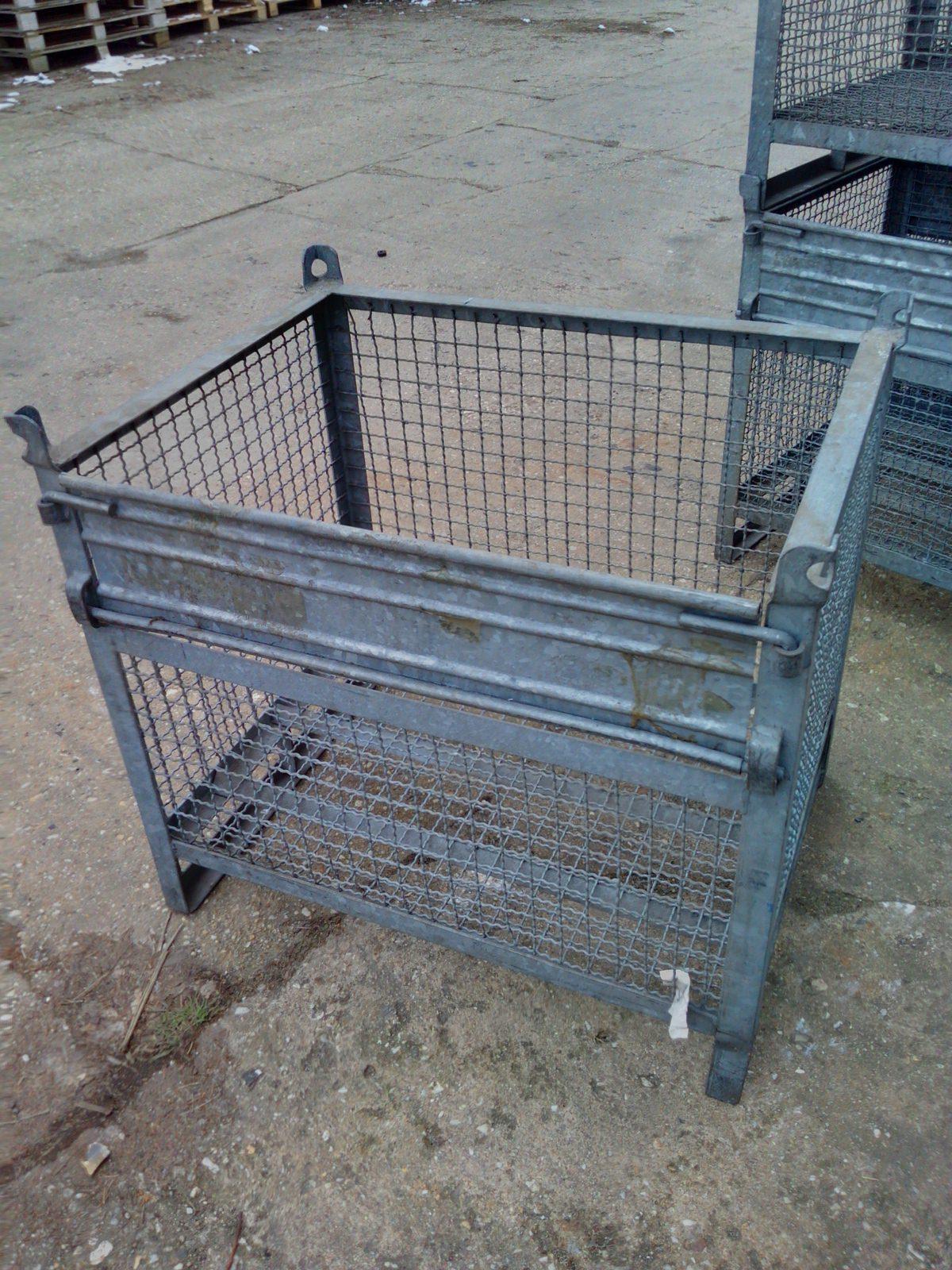 Gitterboxen GBH-867k-fvz, gebraucht-0