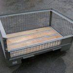 Gitterboxen H57-M01, neu-100