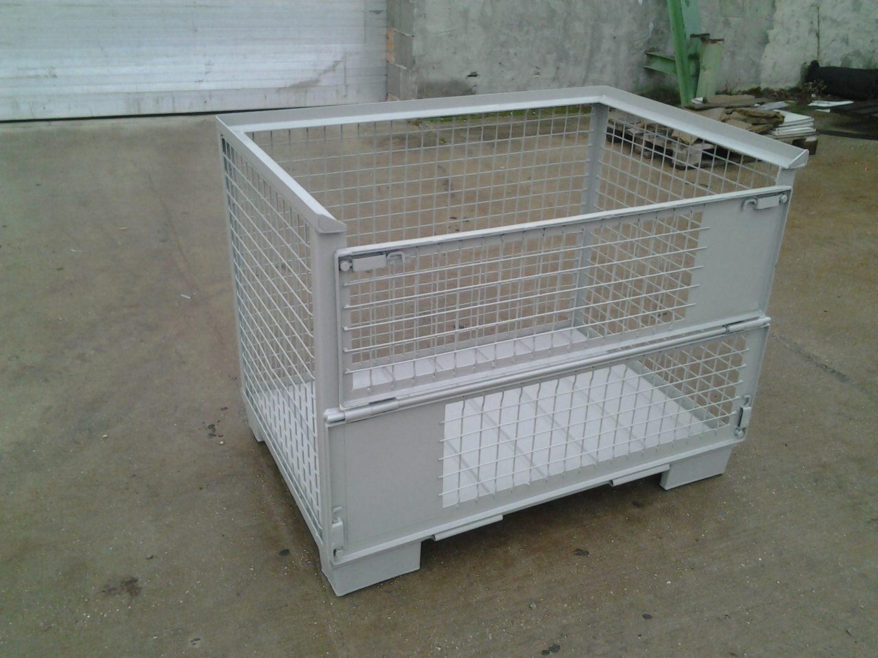 Gitterboxen IND-MSB, neu-0