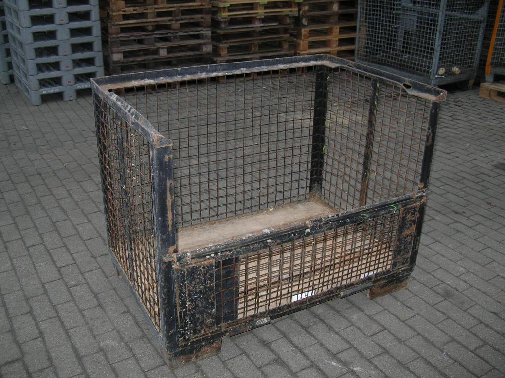 Gitterboxen KGE, gebraucht-110