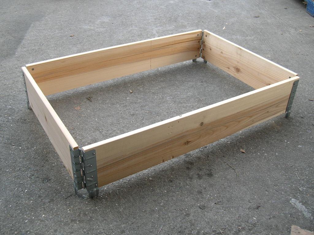 Holzaufsatzrahmen EUM-D2B, neu-0