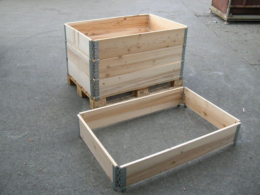 Holzaufsatzrahmen EUM-D2B, neu-640
