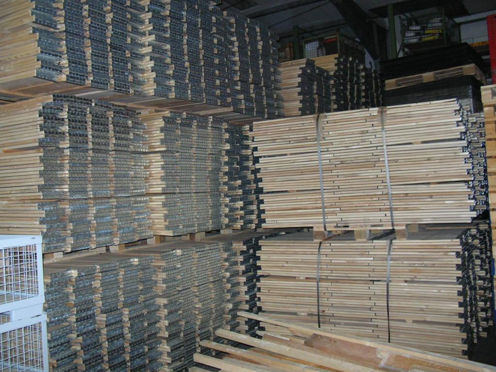 Holzaufsatzrahmen EUM-D2B, neu-642