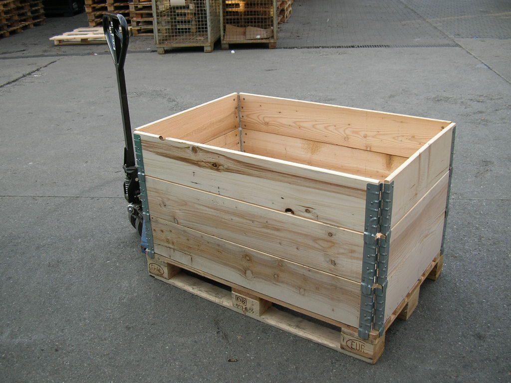 Holzaufsatzrahmen EUM-D2B, neu-645