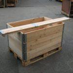Holzaufsatzrahmen EUM-D2B, neu-646