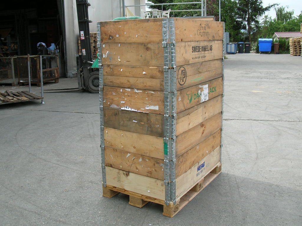 Holzaufsatzrahmen EUM-DIA, gebraucht-609