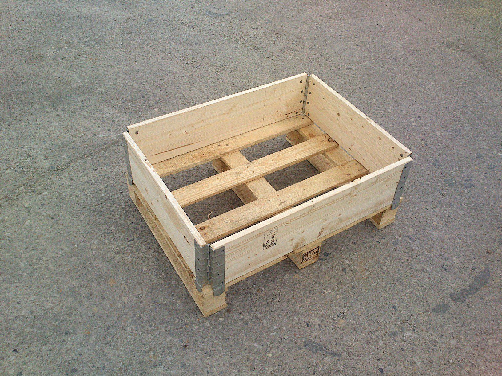 Holzaufsatzrahmen HLB-D2B, neu-0