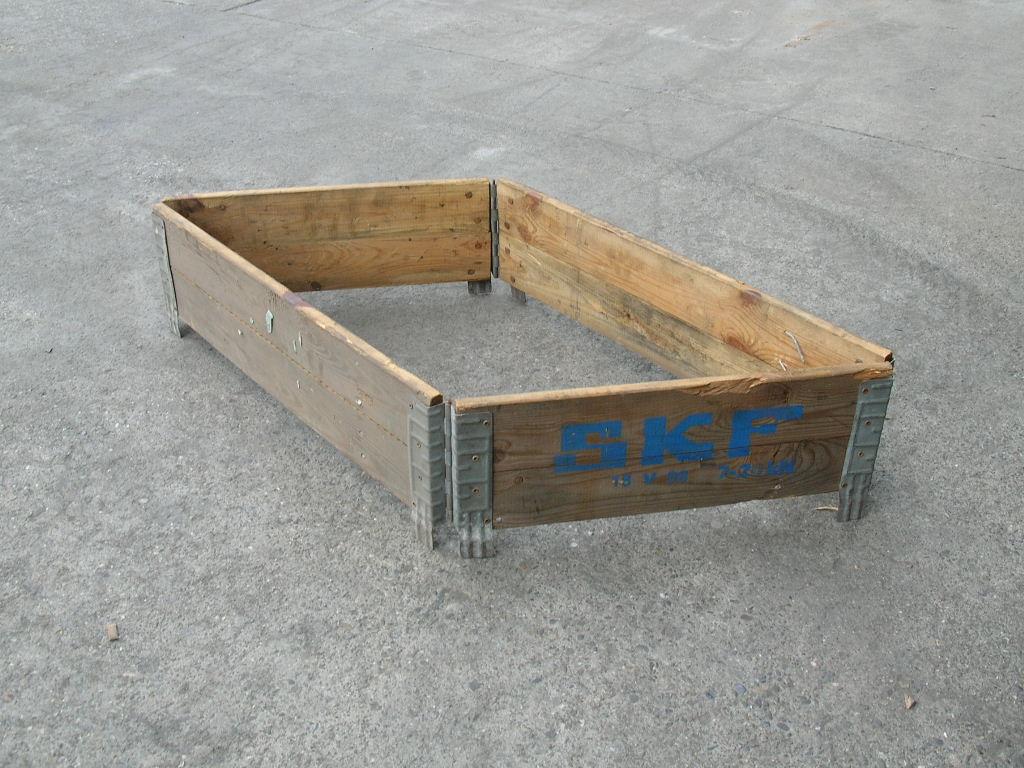 Holzaufsatzrahmen HLB-DIA, gebraucht-0
