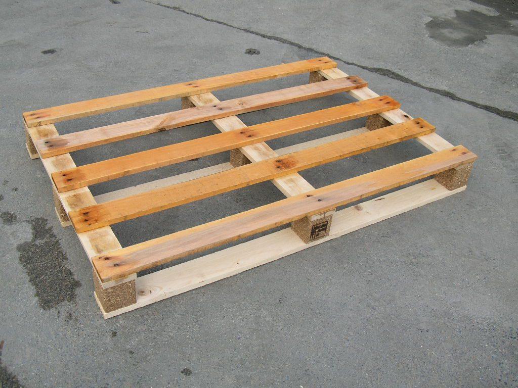 Holzpaletten EUM-EWP, neu-0
