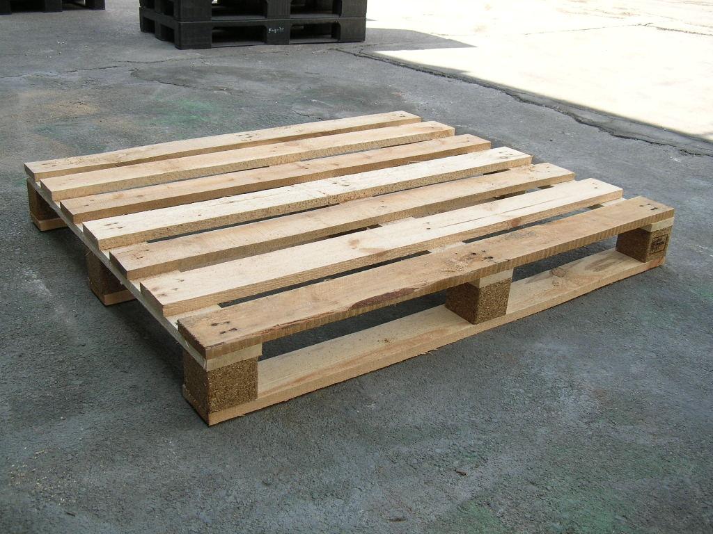 Holzpaletten IND-M, gebraucht-0