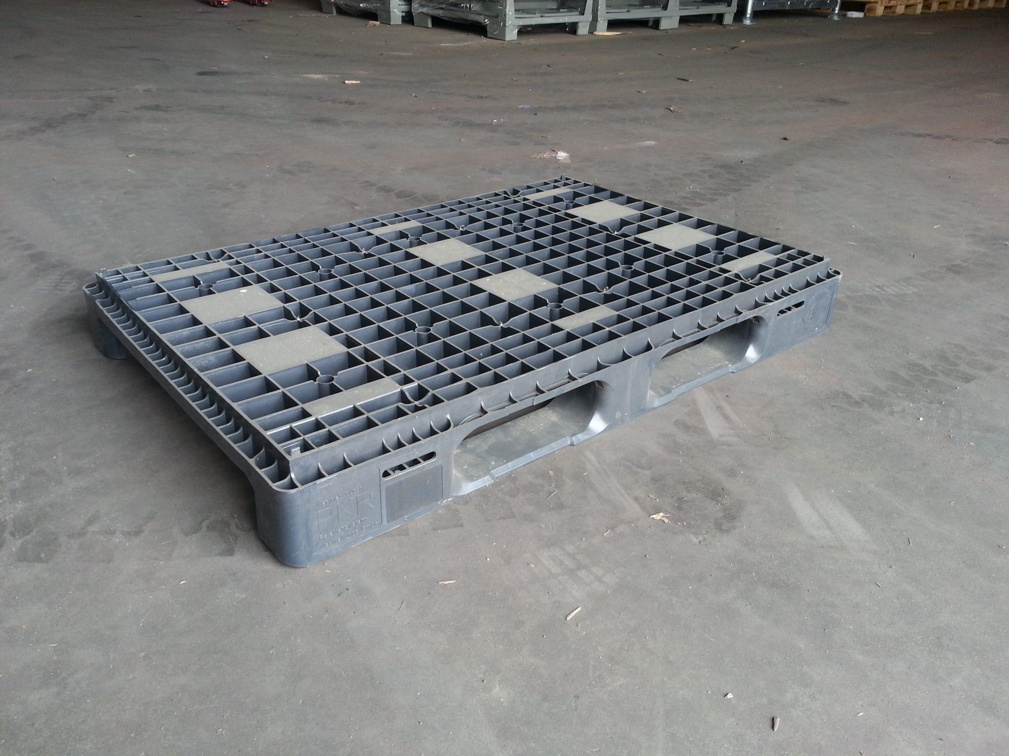 Kunststoffpaletten EUL-GAR, neu-0