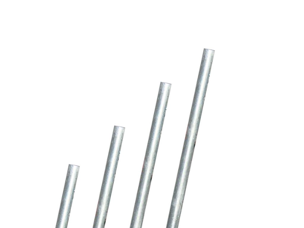 Stahlrohre für Mobilracks H105, neu-0