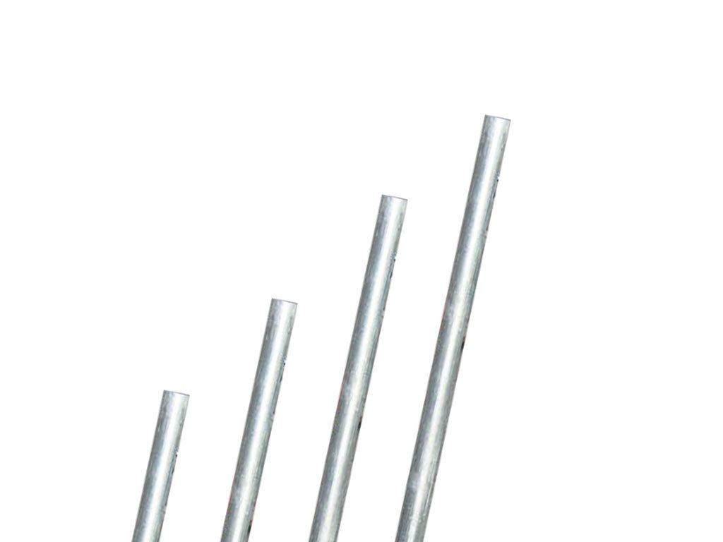 Stahlrohre für Mobilracks H168, neu-0