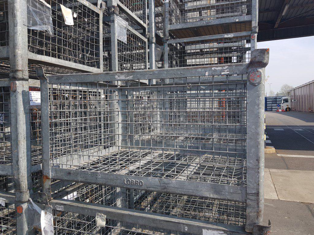 Gitterboxen GBH-1086gb-fvz, gebraucht-0
