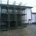 Gitterboxen IND-MHB-H120-1lo, gebraucht-2362