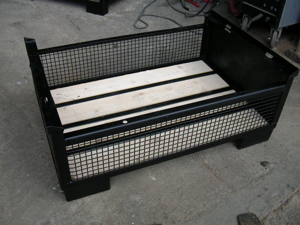 Gitterboxen H50-KTB, gebraucht (1. Wahl)